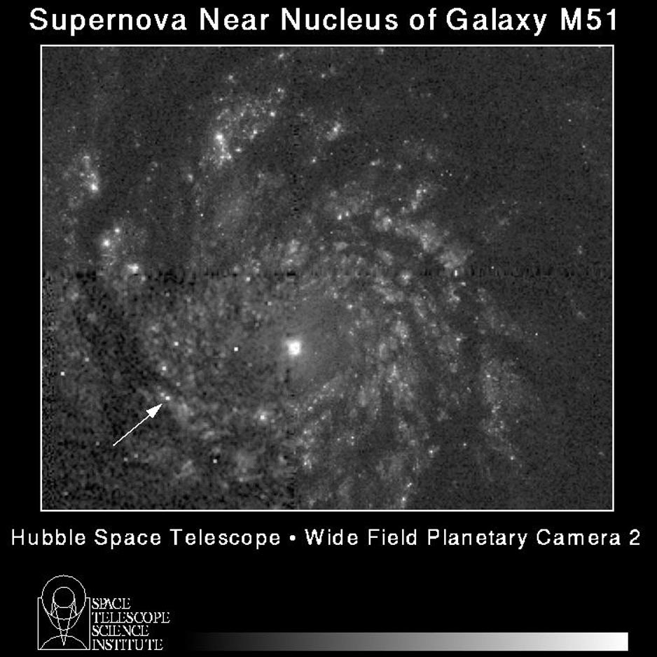 Supernova, Stargazing Network.